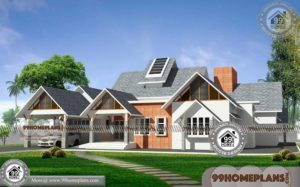 Single Story Architectural Designs & 200+ Kerala Traditional Homes