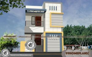 Small Apartment Design Ideas | Contemporary Double Storey House Plans