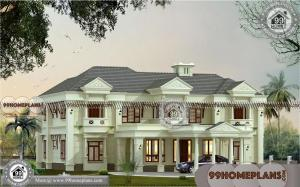 Small Bungalow Floor Plans | 470+ Double Story House Design Collections