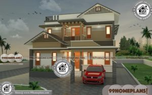 Small Craftsman House Plans 80+ Best 2 Storey House Plans Online