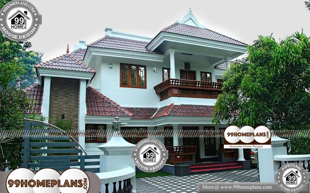 Small Home Architecture Design - 2 Story 2810 sqft- HOME