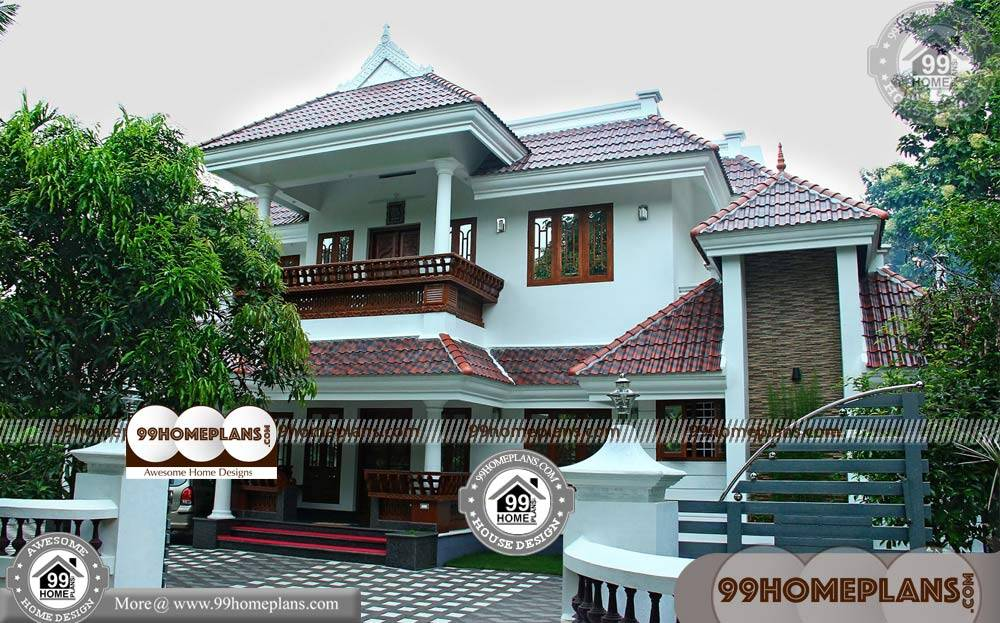 Small Home Architecture Design | 90+ New Double Story House Plans