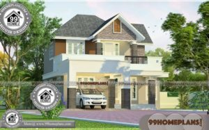 Small House Architecture Design Plans 80+ Modern House Two Storey