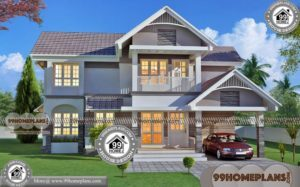 Small House Elevation Designs & Two Storey Home Designs Collections