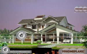 Small Two Storey House Plans 70+ Low Cost Modern Homes Collections