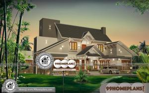 Small Two Story House Plans 75+ Wide Frontage House Plans Collections