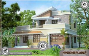 South Indian Houses 90+ 2 Storey House Complete Plans Modern Ideas
