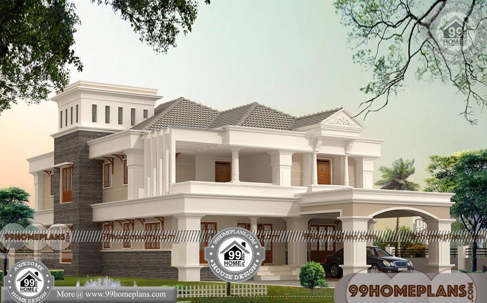 Vasthu House Plan Collection Online Free | Best Two Storey Home Design