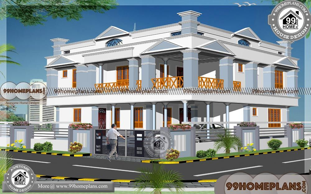 Vastu For New Home & 80+ Modern Two Story House Exterior House Idea
