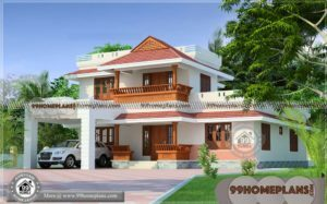 Vastu Shastra Home Design 75+ Two Storey House Floor Plan Collections