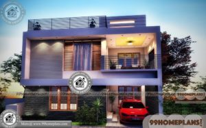 Very Small House Plans with Contemporary Style House Plans In Kerala
