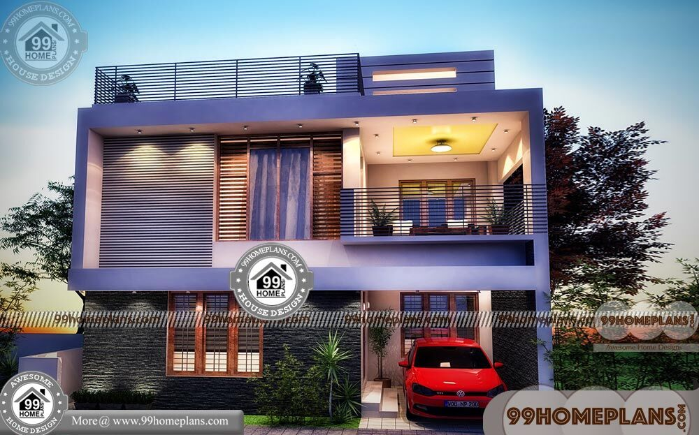 Very Small House Plans with Contemporary Style House Plans ...