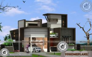 2 Bedroom Home Plans 90+ Contemporary House Plans In Kerala Online