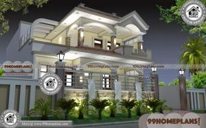 2 Storey Home Collections | 90+ Very Modern House Plans Online Ideas