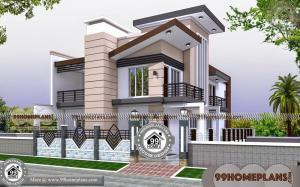 2 Storey House Designs and Floor Plans 70+Contemporary House Models