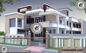 2 Storey Plan Collections | 90+ New Model Contemporary House Designs