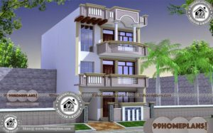 3 Story House Plans for Narrow Lot 80+ Free Contemporary Home Ideas