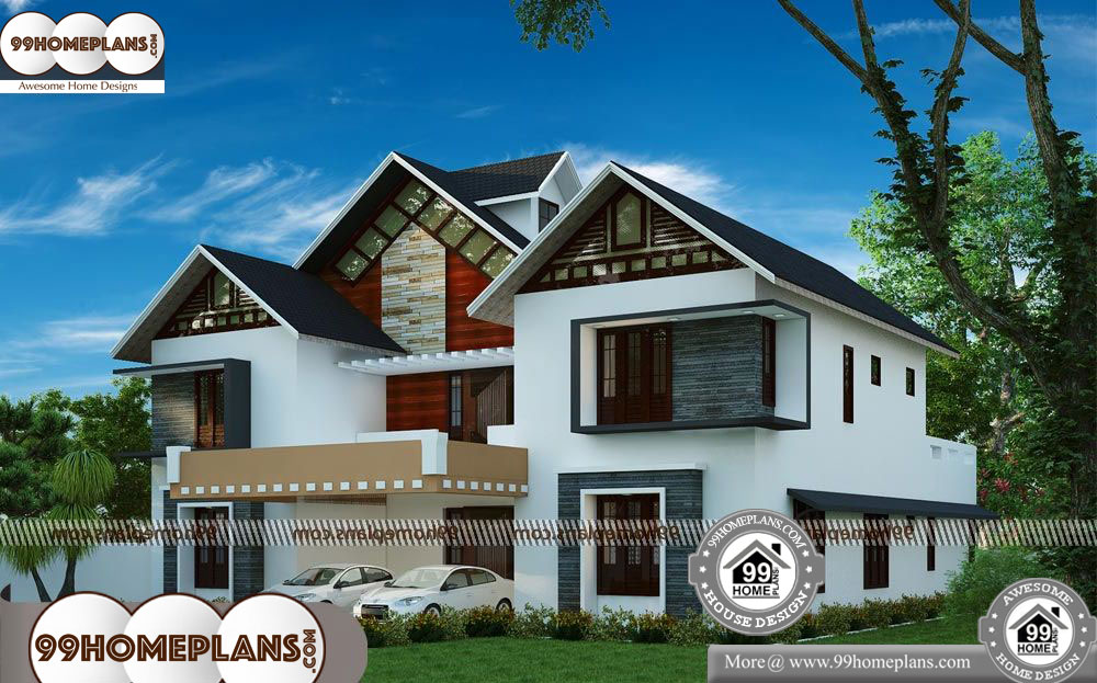 Affordable Home Designs - 2 Story 2400 sqft-Home