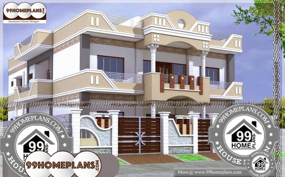 Architecture Plan for House - 2 Story 2820 sqft-HOME