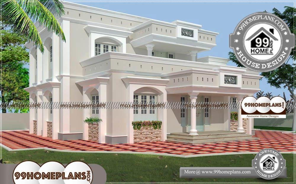 Architecture Small House Designs - 2 Story 1958 sqft-HOME