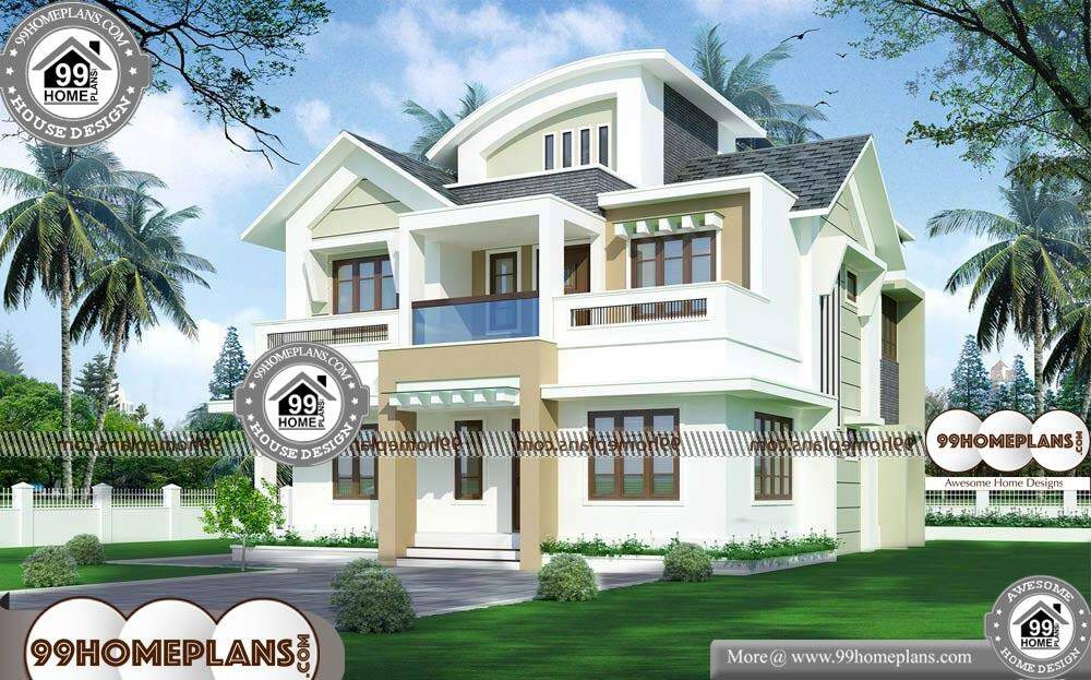 Floor Plan Designs for Homes - 2 Story 2145 sqft- Home