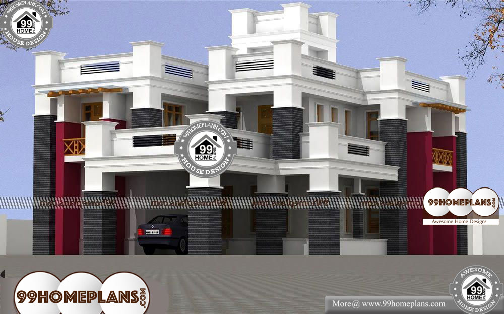 House Design with Low Budget - 2 Story 2970 sqft-Home