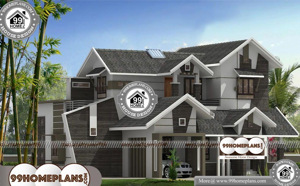Modern House Plans For Sale 80+ Cheap Two Storey Homes ...