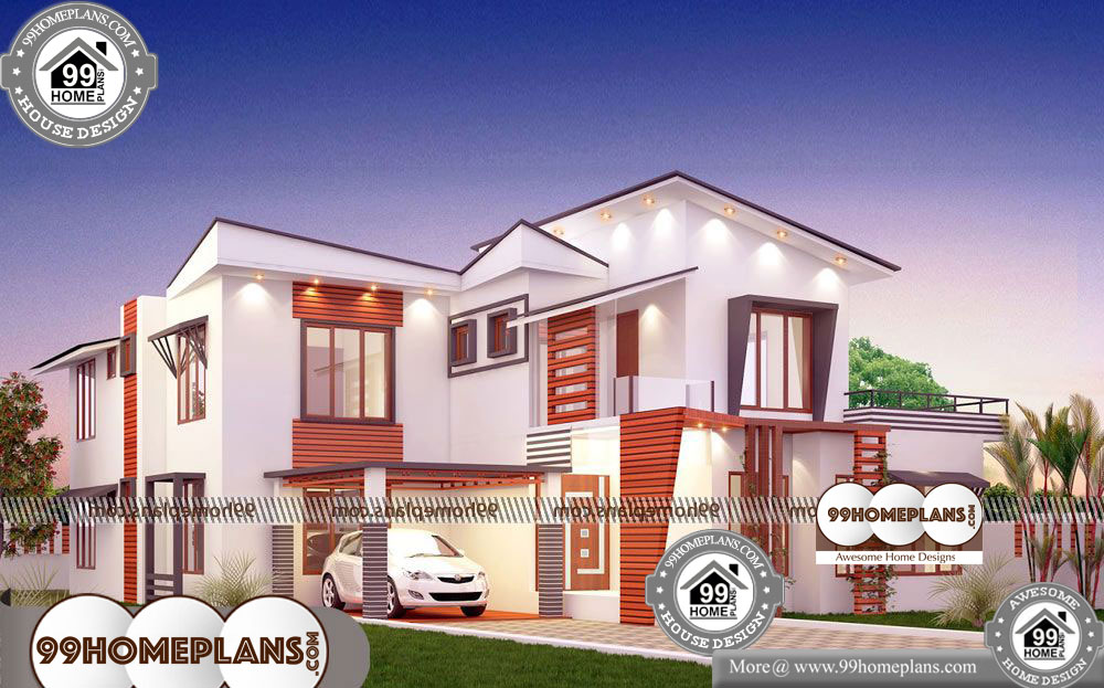 New Construction Home Plans - 2 Story 3100 sqft-Home