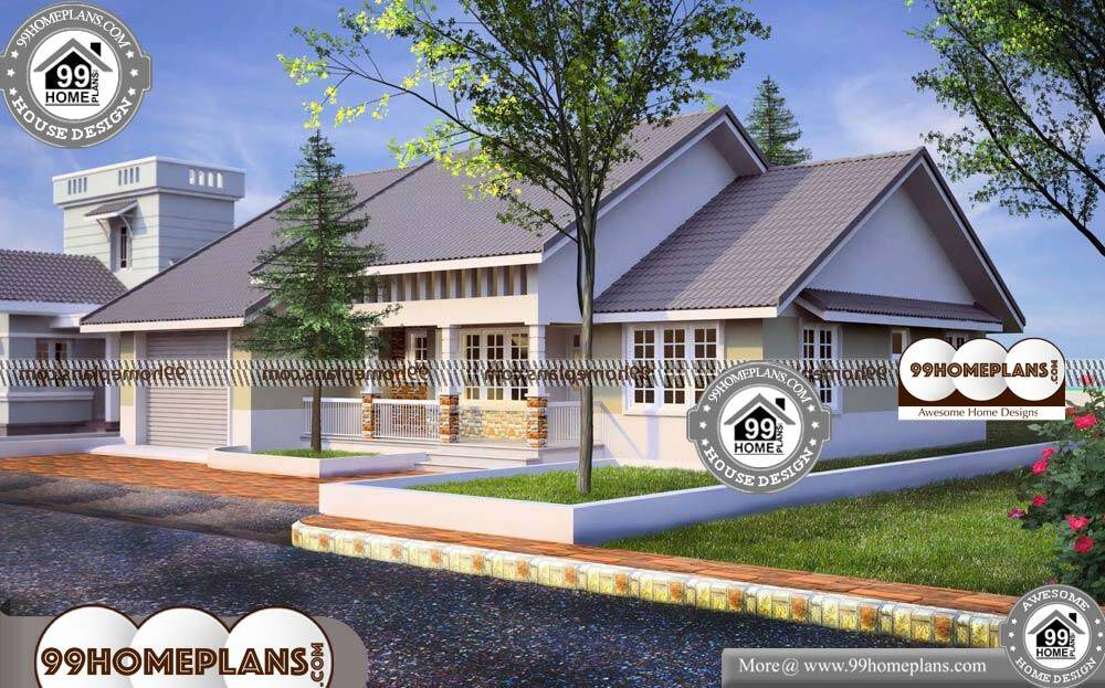 One Story 3 Bedroom House Plans - One Story 1600 sqft-HOME