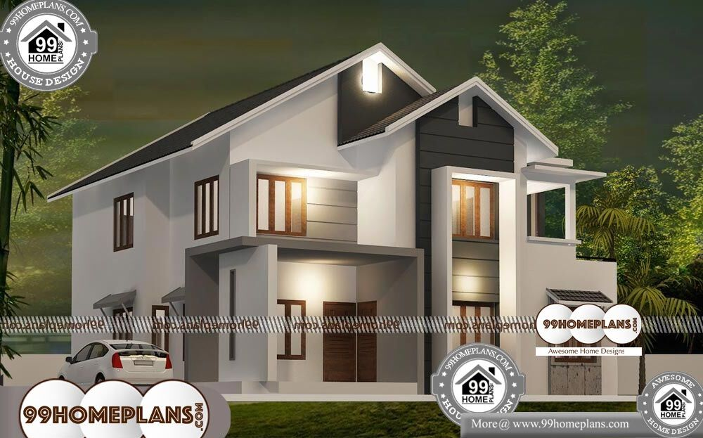 Small Affordable Homes - 2 Story 2000 sqft-HOME