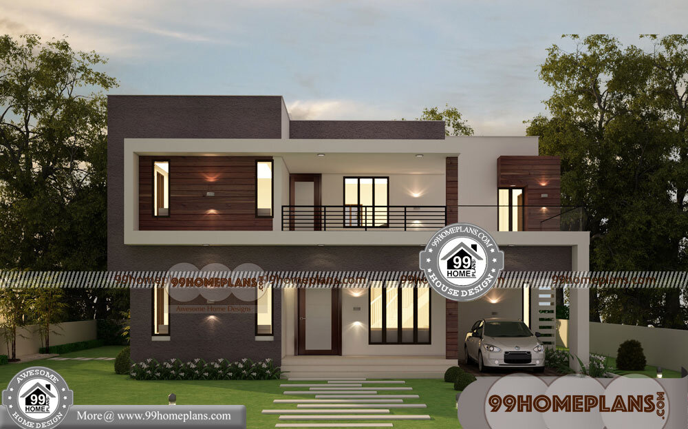 Affordable Dream Homes 70+ Cheap Double Storey Homes ...