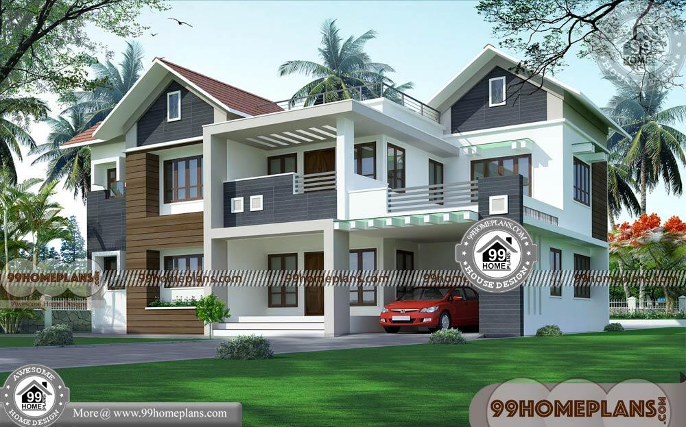 Architecture Home Design & 100+ Double Storey Homes Prices Collection