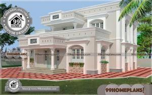 Architecture Small House Designs | 80+ Two Story Homes Designs Plans
