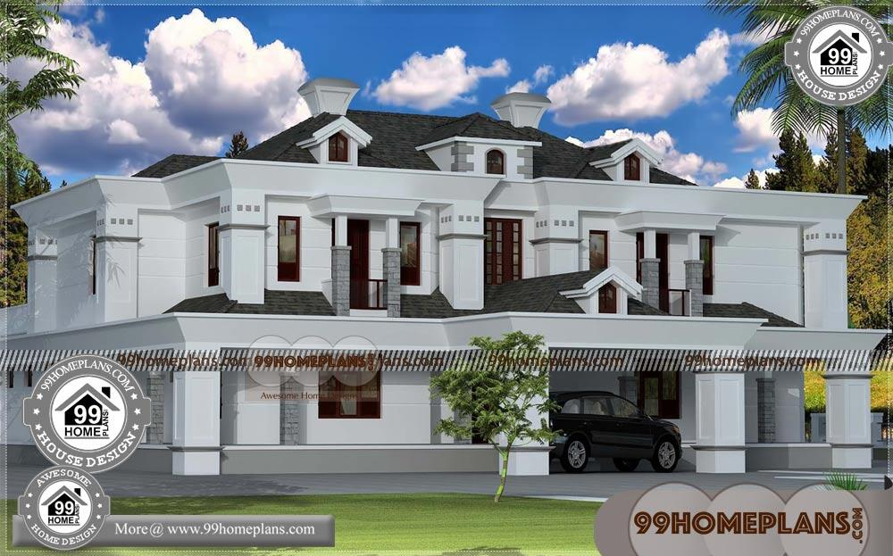 Bungalow Homes Plans 80+ Plans For Double Storey Houses Collections