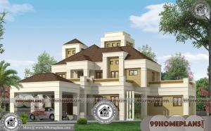 Bungalow House Plans with Photos 70+ 2 Storey House Complete Plans