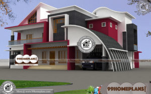 Cheap Floor Plans 80+ Two Storey Contemporary House Designs & Ideas