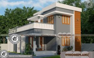 Cheap Modern House Plans 75+ New Two Storey Homes Designs & Ideas