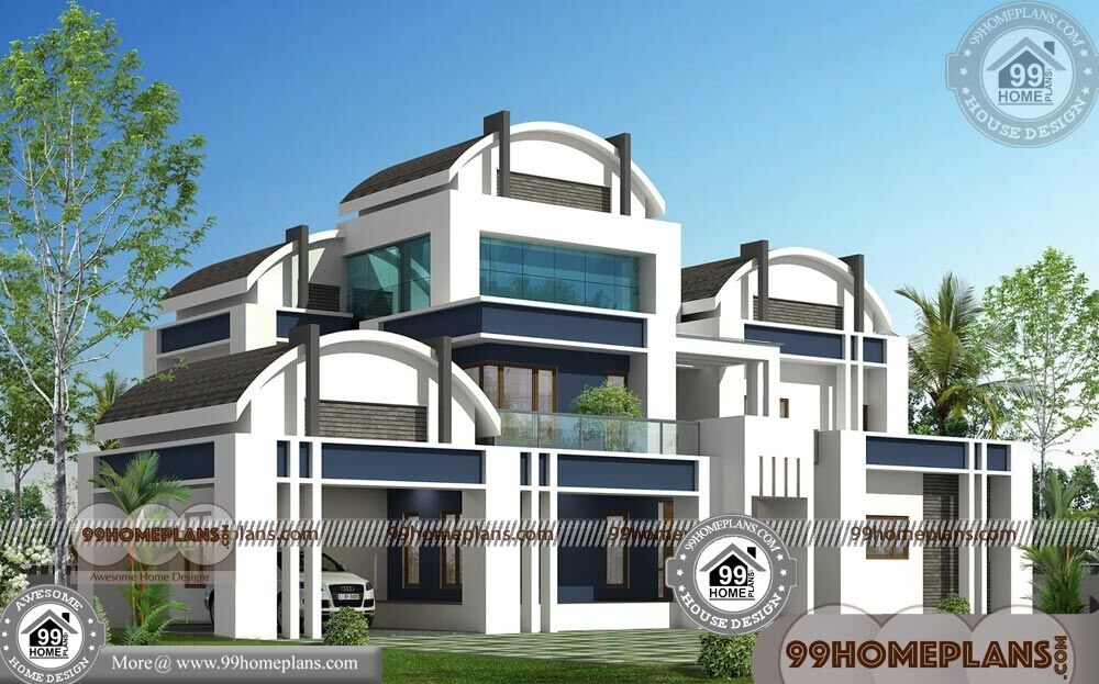 Contemporary Cabin Plans & 90+ Home Design Two Floors Collections