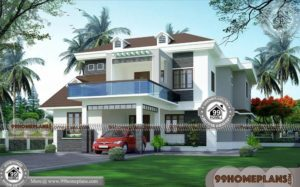 Design a House Floor Plan 50+ Two Storey Contemporary House Designs
