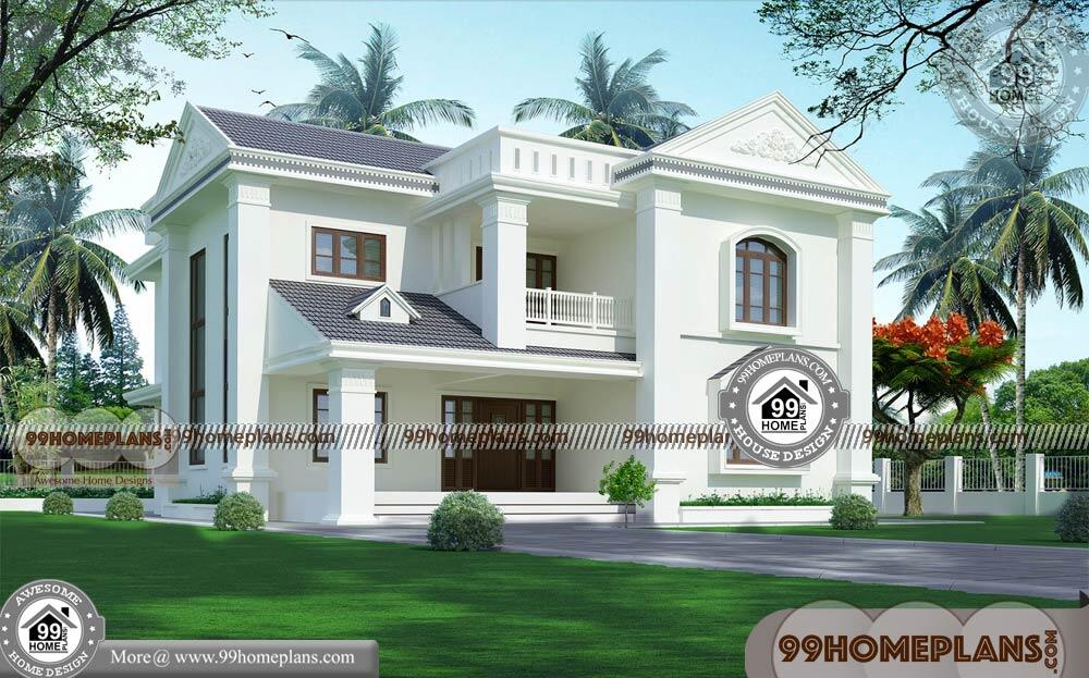 Design House Floor Plans & Indian Elevation Designs Of Houses Pictures