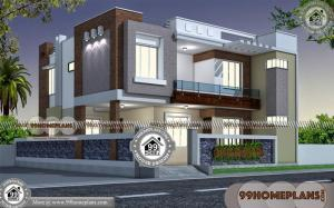 Economical House Plans & 150+ New Two Story House Plans, Designs