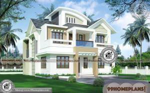 Floor Plan Designs for Homes & 60+ Indian Home Plans And Elevations