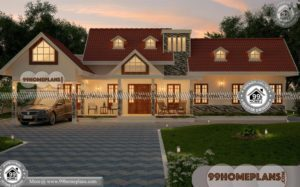 Four Bedroom Single Story House Plans 70+ Contemporary Home Plans