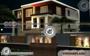 Home Design Plans Kerala Style 70+ Modern House Plans Double Storey