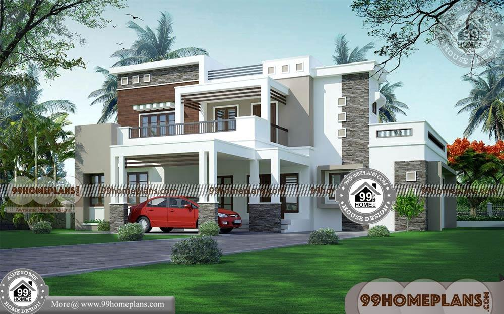 Home Floor Plans Online & 90+ Small 2 Storey Homes Plans Collections