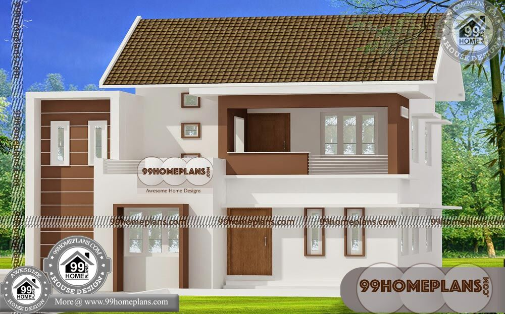 Home Plans with Prices 60+ Double Storey House Plans Modern Designs