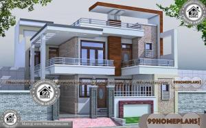 House Design 30 X 60 Best 2 Storey Homes Design Modern Collections