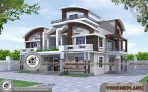 House Designs and Floor Plans 60+ Three Story Home Designs Online