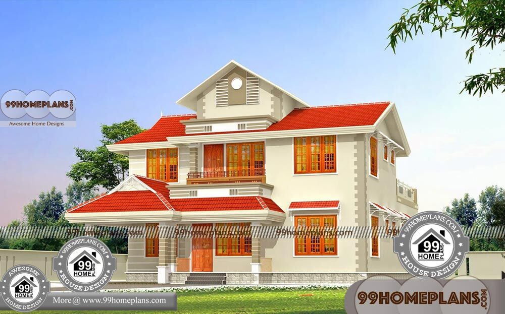 House Elevation Model Collections 90+ Two Level House Plans Online
