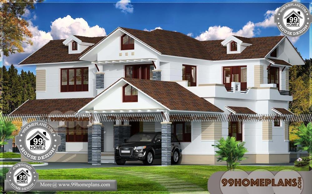 House Ideas Design Collections 90+ Two Storey Terrace House Designs